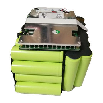 High quality 18650 51.8V 7500mAh Li-ion rechargeable battery pack with PCB protection