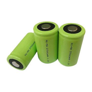 NIMH Battery List