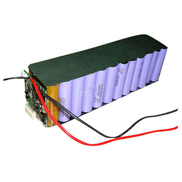 7S5P 18650 Quality 25.2V 11Ah Li-ion Battery Pack with 18650