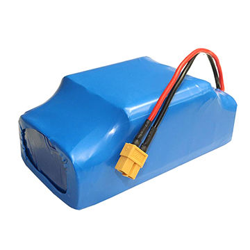 36v 4400mAh li-ion battery pack for hoverboard , Assembied with 18650 Samsung Cylinder cells