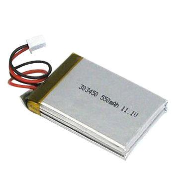 Li-polymer battery